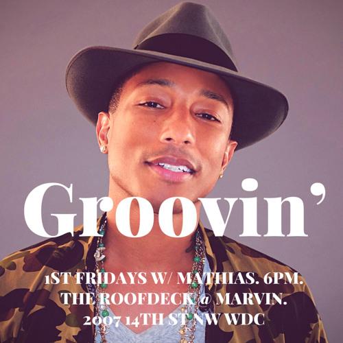 Groovin' (Marvin, DC - April 2019)