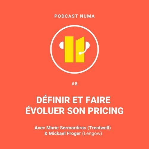 GOW#8 - Définir & faire évoluer son pricing ! Marie Sermardiras (Treatwell) & Mickael Froger(Lengow)