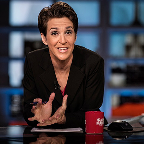 94: How Now Maddow