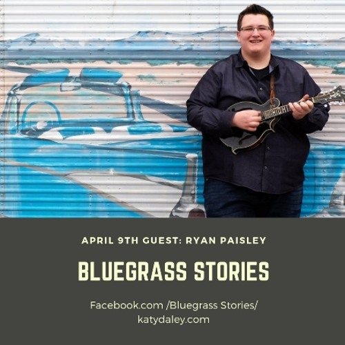 """Ryan Paisley talks """"Growing Up Paisley"""" with Howard Parker"""