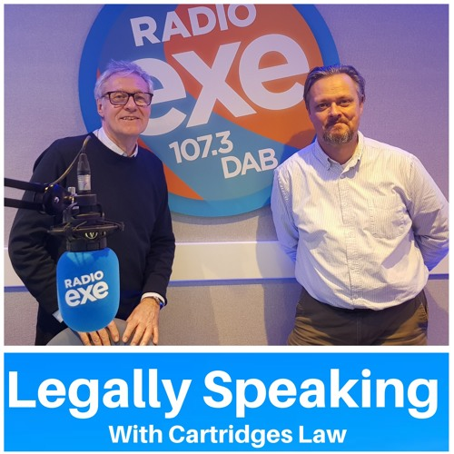 Legally Speaking Friday 8th March
