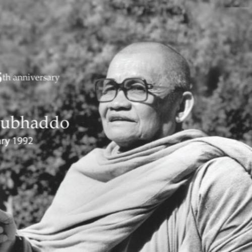 Thiên Nhiên Tâm - Thiền Sư Ajahn Chah - Phương Pháp Để Đạt Tới Tâm An Lạc