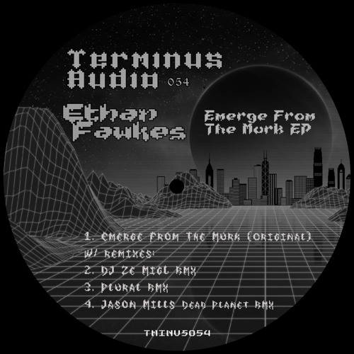 TMINUS054 : Ethan Fawkes - Emerge From The Murk (Jason Mills Dead Planet Remix)