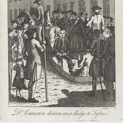 Capital punishment, my sixth great grandfather, and me