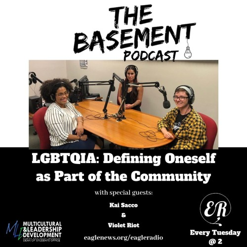 The Basement Podcast: LGBTQIA