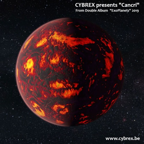 "CYBREX - Cancri (from Album ""Exoplanets"" 2019) (LIVE)"