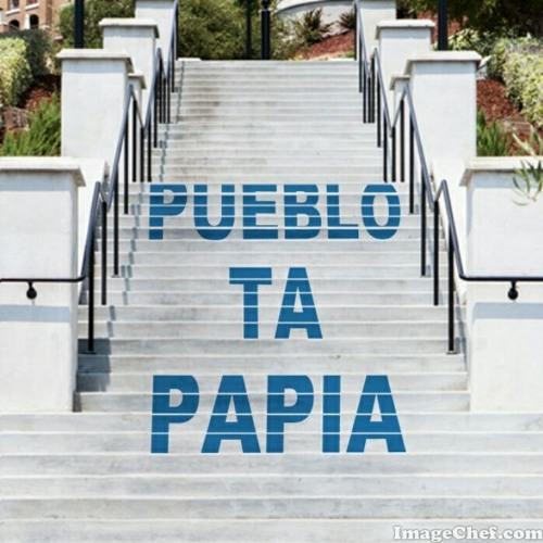 PUEBLO TA PAPIA-DIAMARS  APRIL 9 - 2019