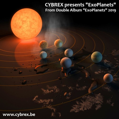 """CYBREX - ExoPlanets (from album """"ExoPlanets"""" 2019)"""