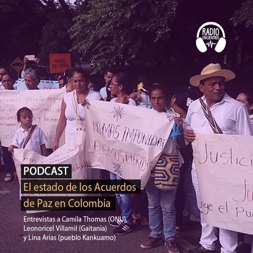 El Estado de los Acuerdos de Paz en Colombia
