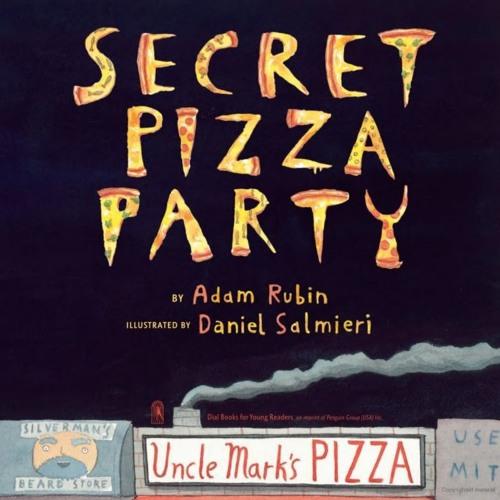 Secret Pizza Party- Audiobook