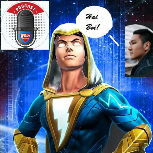 Kage guides Shazam Jr into manhood!