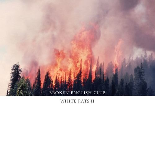 Broken English Club-WHITE RATS II ALBUM PREVIEW (LIES-136)