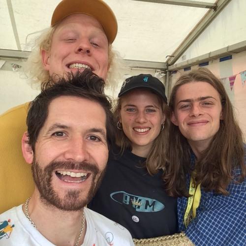 Ben and Frank (Blaenavon), Marika Hackman at Glastonbury Festival 2017