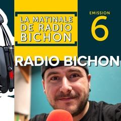 Matinale du 10 avril 2019 matos peinture avec Sylvain de Nespoli #radiobichon