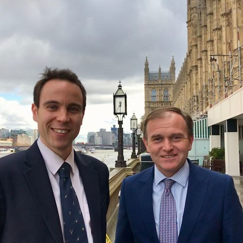 An interview with George Eustice MP