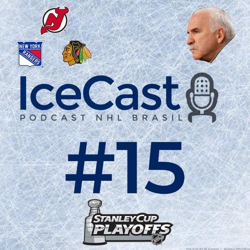 IceCast #15 - PLAYOFFS!