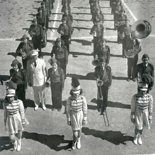 Blackwell School Band, Read by Gabriela Carballo
