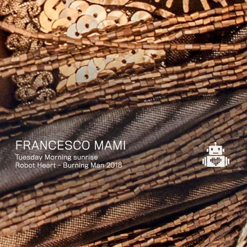 Francesco Mami - Robot Heart - Burning Man 2018