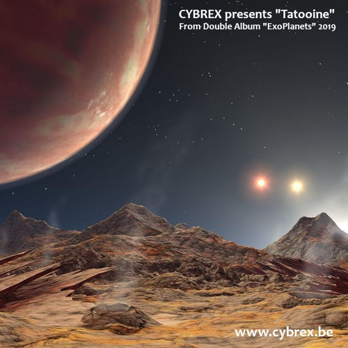 """CYBREX - Tatooine (from Album """"Exoplanets"""" 2019) (LIVE)"""
