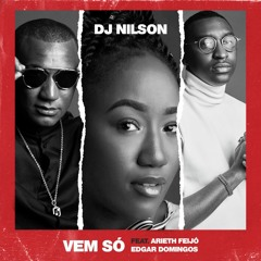 01 - Dj Nilson Feat. Arieth Feijó & Edgar Domigos - Vem Só