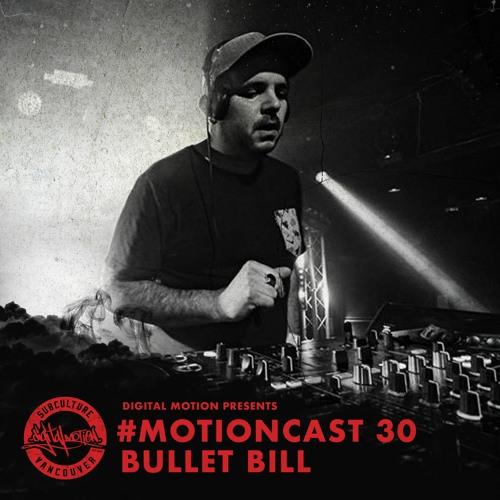 #MotionCast 30 - BULLET BILL