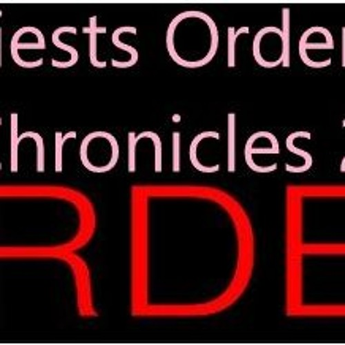 Priests Orders  I Chronicles 24