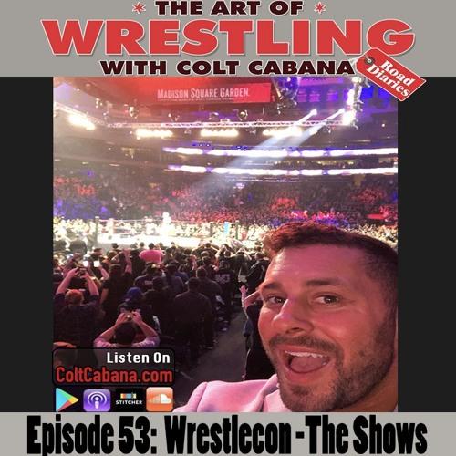 53. Wrestlecon - The Shows