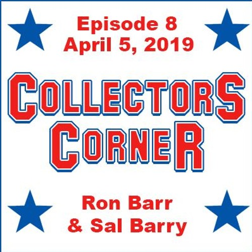 Collectors Corner #8 - 04/5/2019 - The  1989 Upper Deck Baseball Card Set