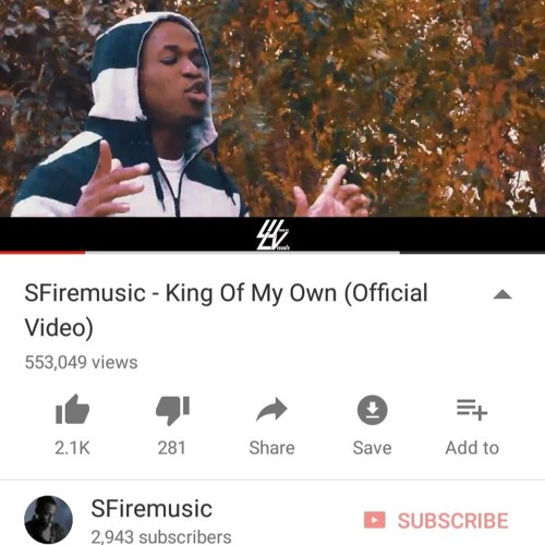 King Of My Own (click the like button to support)