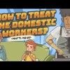 How To Treat The Domestic Workers _ Sheikh Mufti Menk