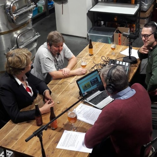 BrewPod - Podcast 3 (april 2019) // Dorpsbrouwerij De Pimpelmeesch, Chaam