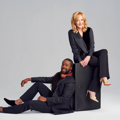 Marilyn Denis and Jamar - Thursday April 11 2019