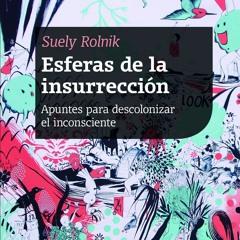 Conversación con Suely Rolnik: Esferas de la insurrección, apuntes para descolonizar el inconsciente