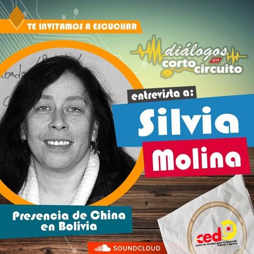 Presencia de China en Bolivia - Entrevista a Silvia Molina