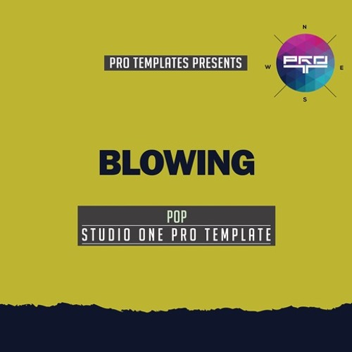 Blowing Studio One Pro Template