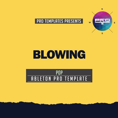 Blowing Ableton Pro Template