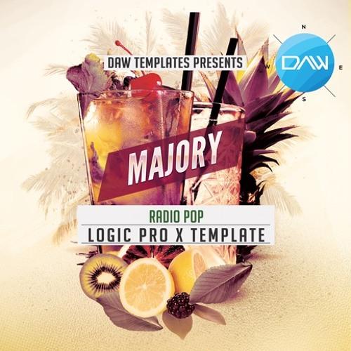 Majory Logic Pro X Template