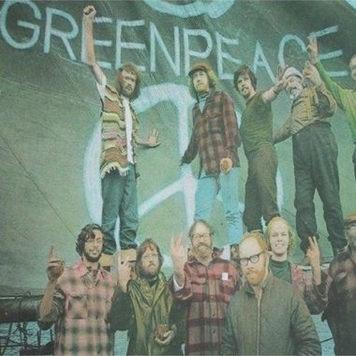 Golden Rice and Netflix Lying About Walrus Suicides (Greenpeace Co-Founder Patrick Moore)