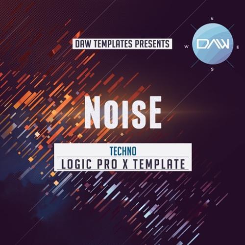 Noise Logic Pro X Template