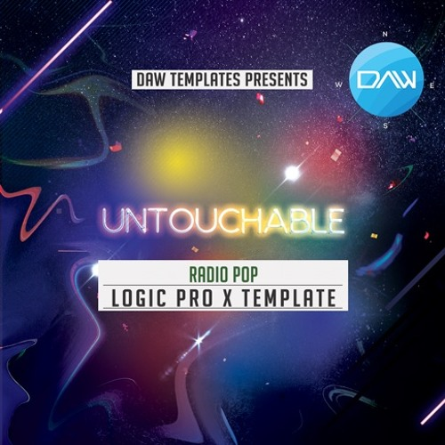 Untouchable Logic Pro X Template