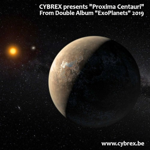 "CYBREX - Proxima Centauri (from Album ""Exoplanets"" 2019) (LIVE)"