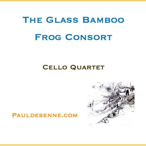 The Glass Bamboo Frog Consort