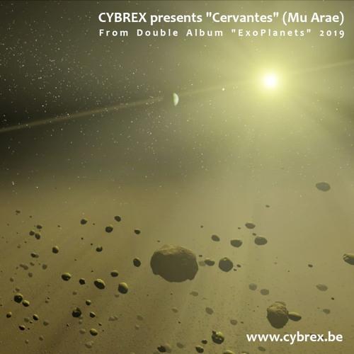 "CYBREX - Cervantes (Mu Arae) (from Album ""Exoplanets"" 2019) (LIVE)"