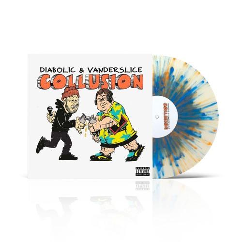 Diabolic & Vanderslice - Collusion (Click Buy Link for Full Album Stream)