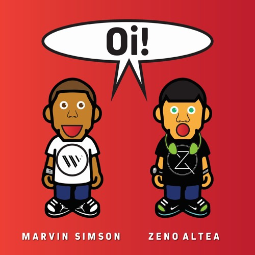 Marvin Simson & Zeno Altea - Oi!