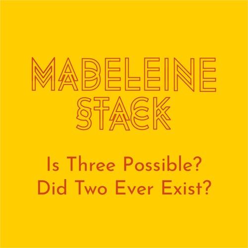 Episode 2: Madeleine Stack
