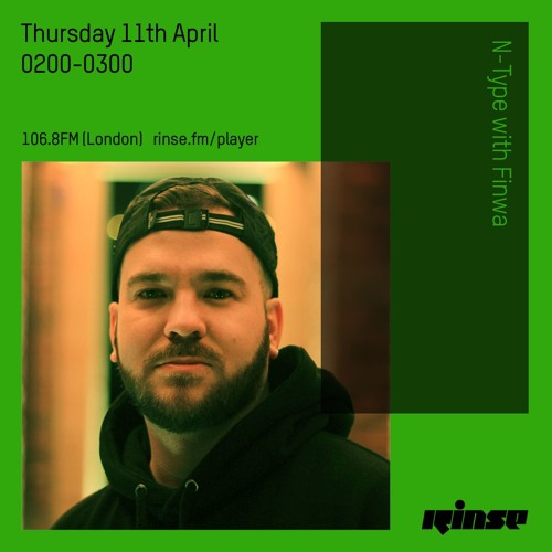N-Type, Finwa - Rinse FM Podcast (11.04.2019)