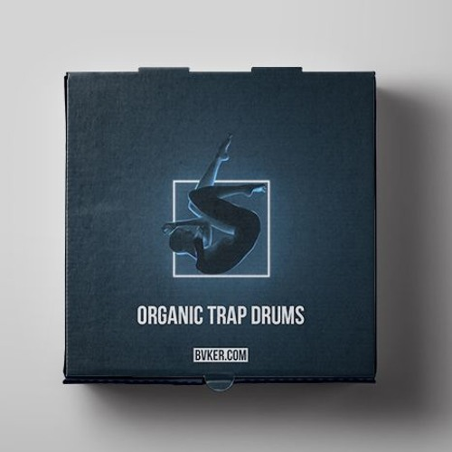 Organic Trap Drums // Samples & Loops
