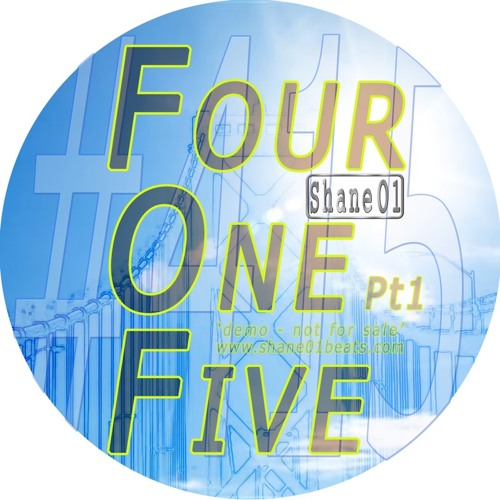 FourOneFive (Pt1) (as aired on radio - Pure-RTBF Pure Trax - April 6, 2019)