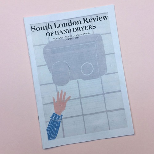 Creativity and community in the South London Review of Hand Dryers